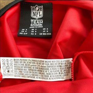 NFL Swim - NFL SF 49ers One Piece Red Swimsuit